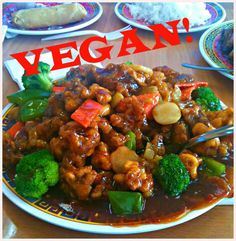 A Guide to Vegan Chinese Takeout: While not everyone is lucky enough to live near a big city that has a vegan joint on every corner, most of us can name at least one Chinese restaurant in our town.