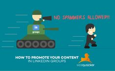 How to Promote Your Content in LinkedIn Groups