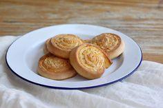 How to Make Italian Orange Pinwheel Pastries (Arancini di Carnevale)