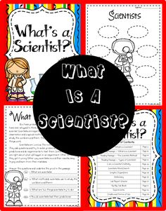 What is a scientist? What do scientists do? What is the scientific method? These questions make a great starting point for teaching science. Experiments, reading passages, a flip-flap book, graphic organizers, and more are included in this unit.