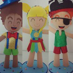Dan Tito e Lila em brilho e cores de Carnaval. Quanta alegria.. o Carnaval está chegando. #mundobita  #carnaval  #carnavaldobita  #brilho #festainfantil  #festamundobita