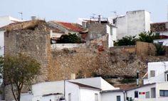 """#Córdoba - #Baena - Murallas 37º 36' 50"""" -4º 19' 52"""" Restos de la fortificación árabe, aparecen por la ciudad, y nos demuestran la importancia de esta villa en la época musulmana."""