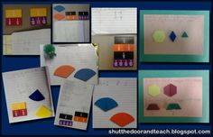 Fourth Grade Fractions for CCSS - Shut the Door and Teach