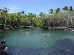 Puna Hot Springs, Alahanui Park - one of the best places on Earth.
