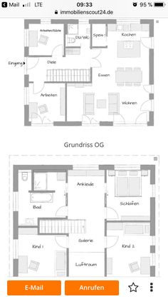 Planer, New Homes, Floor Plans, Flooring, How To Plan, House Floor Plans, Entrance, Architecture, New Home Essentials