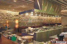 Rehabilitación Restaurantes, los techos de aluminio DILUVID, dan la solución ideal para cualquier obra que tenga que realizar.