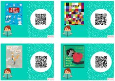 Ipad, Coding, Kids Rugs, Letters, Qr Codes, Kid Friendly Rugs, Lettering, Fonts, Letter