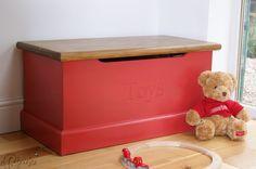 Toy box for Derek