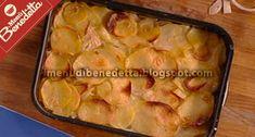 I Menu di Benedetta | Molto Bene: Tortino di Patate alla Birra