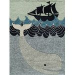 Lil Mo Whimsy Hand-Tufted Area Rug