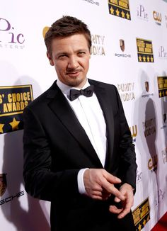 Jeremy Renner attends The 19th Critics Choice Awards
