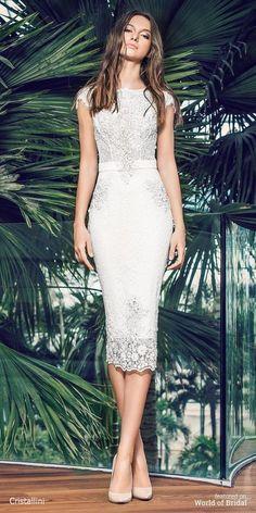 Cristallini 2016 Wedding Dresses