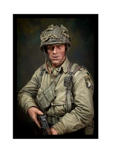 Matt Wellhouser's Custom Miniatures Band of Brothers