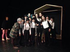 """CalabriaInforma - Anche la scuola di danza """"Carmen Biscardi"""" di Rossano ha aderito al progetto """"leggere per ballare"""" di scena nella citta' di Crotone"""