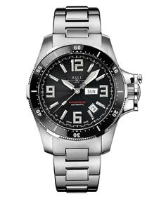 BALL Watch Company is proud of its American heritage and delighted to introduce the new Engineer Hydrocarbon Spacemaster Airborne, designed to withstand the extreme conditions under which US paratroopers operate.