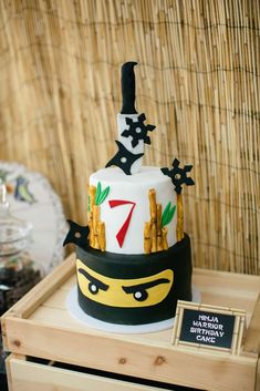 Ninjago Birthday Party Ideas Ninjago Party Ideas Ninja