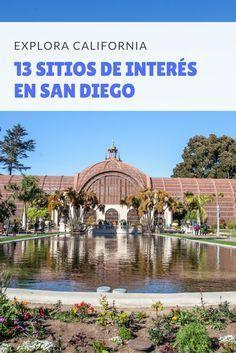 13 Sitios De Interés En San Diego Tu Guía Completa Para Conocer La
