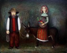 THE ROAD TO HOME by  David Martiashvili (b1978 Tbilisi, GEORGIA)