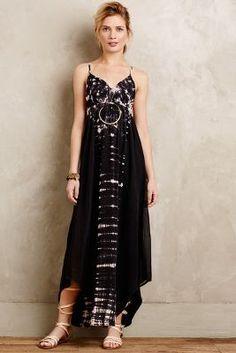 Gypsy05 Viha Tie-Dye Maxi Dress #anthrofave
