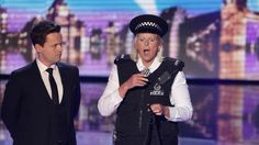 It's been a long journey but Jules and Matisse reached their destination tonight as they became the winners of Britain's Got Talent See the emotional moment Ant and Dec delivered the good news. Winner Watches, Britain Got Talent, Matisse, Crown, Corona, Crowns