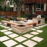 Wicker Park Contemporary - contemporary - patio - chicago - Chicago Specialty Gardens, Inc.