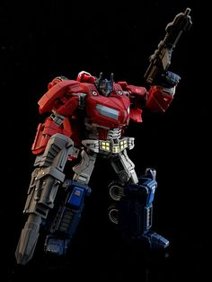 Optimus Prime - War for Cybertron | Flickr - Photo Sharing!