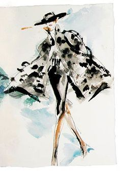 joe eula fashion illustrator - Google Search
