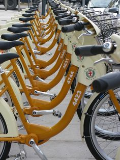 City bike share schemes are a great idea - but not sure I would risk cycling amongst Italian drivers in Milan.