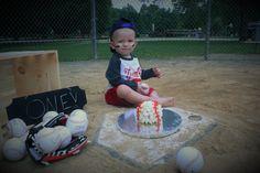 First birthday photo shoot at the baseball field! #baseball #firstbirthday #oneyearold #Babyboy #boysandbaseball #birthdaytheme #1yrsold #boy #ballfield #firstbirthdaypartytheme