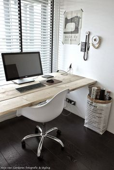 Maak je eigen bureau voor je werkplek-4