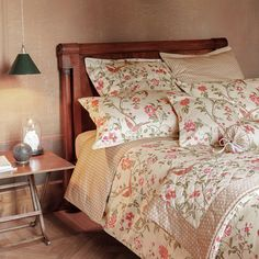 Laura Ashley summer palace bed-linen