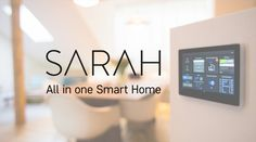 Smart Home, App Design, All In One, Apps, Home Decor, Technology, Smart House, Application Design, App