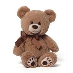 Meet our famous collection of the world's most huggable teddy bears. Old favorites and new buddies bursting with plush personality. There's a soft Gund bear hug waiting for everyone. Teddy Bear Pictures, Bear Theme, Bear Wallpaper, Cute Teddy Bears, Bear Doll, Cute Toys, Plushies, Bear Patterns, Sock Toys