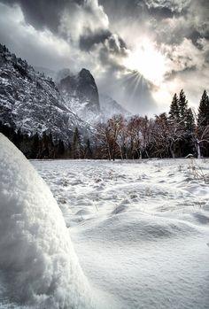 Sentinel Rock Yosemite | Matt Walker
