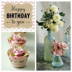 Beautiful Birthday Wishes, Happy Birthday Wishes Images, Happy Birthday Quotes, Happy Birthday Greetings, Happy Birthday Emoji, Birthday Collage, Birthday Congratulations, Celebrate Good Times, Birthday Pictures