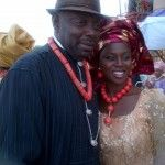 Nollywood actor Segun Arinze loses father-in-law