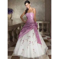 coloured wedding dresses - Google Search