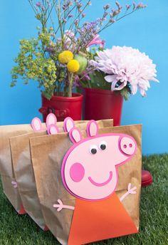 Azucarillos de Colores: La fiesta de Peppa Pig (y de Alicia)