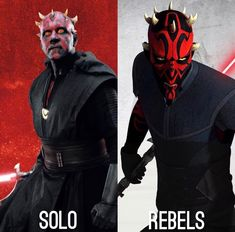 Seeing Ray Park and hearing Sam Witwer as Maul in Solo at the theatre was so epic! Maul is my favorite baddie, and the movie set up for… Darth Bane, Star Wars Darth, Star Wars Rebels, Naruto, Sith Lord, The Phantom Menace, Star Wars Images, Star Wars Fan Art, Batman Vs Superman