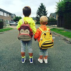 Verne en Jasper: Verne: de derde eerste schooldag