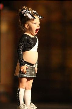 cheerleading: Being a role model cause theres nothing like the feeling of a little girl running up to you ask to do her hair and make-up, being on the edge of the mat mirroring her cheer and making facials