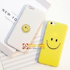 清楚系シンプル笑顔スマイル アイフォン6sケースiPhone6/7plus/5s/SEオリジナルマット素材携帯カバーカップル向けペアケース女子