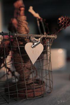 ♥ Wire basket