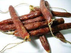 Cocina China: Salchicha de Cantón