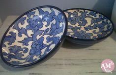 Bowl em cerâmica da Linha Italian Vintage
