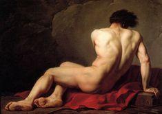 Jacques-Louis David Patrocle - Jacques-Louis David - Wikipedia