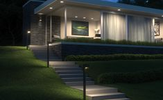 Voto Outdoor Bollard Details   Tech Lighting