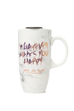 carried away mug #typoshop