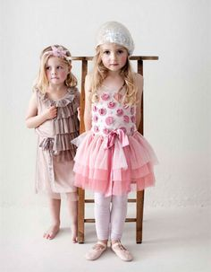 Young Girls Designer Clothing Clothing Child Designer