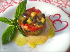 Ratatouille di verdure - Ricette di cucina Il Cuore in Pentola